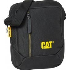 Сумка повсякденна з відділенням для планшета CAT The Project 83614;01 чорна