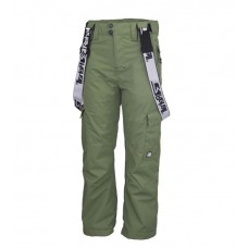 Дитячі лижні брюки 10К REHALL Dizzy-Jr Moss