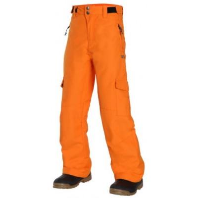 Дитячі лижні брюки 10К REHALL Rider-Jr Radiant Orange