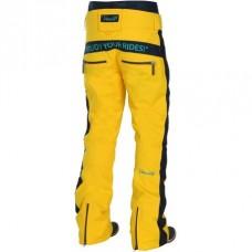 Жіночі лижні штани 10К REHALL Fall Yellow