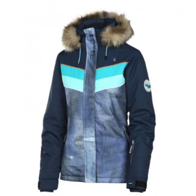 Жіноча лижна куртка 10K Rehall Kara Dark Navy
