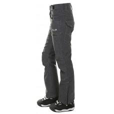 Жіночі сноубордичні штани 10К REHALL Turysa Dark Grey
