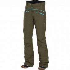 Жіночі лижні штани 10К REHALL FLea Dark Brown