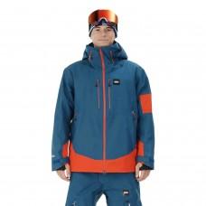 Чоловіча лижна куртка 20K PICTURE Track Petrol Blue