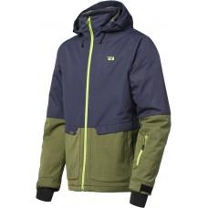 Чоловіча сноубордична куртка 10K Rehall Draft Persian Blue