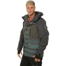 Чоловіча сноубордична куртка 10K Rehall Hampton Inka Millitary