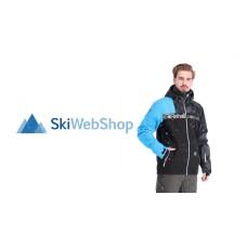 Чоловіча лижна куртка 10K Rehall Creak Ultra Blue