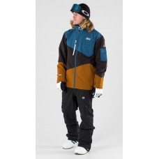 Чоловіча сноубордична  куртка 10K PICTURE Styler Camel