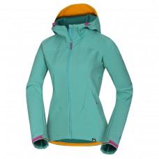 Жіноча водозахисна куртка Softshell NORTHFINDER BU-4862 Mint