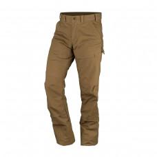 Чоловічі брюки карго NORTHFINDER BU-3709 коричневі