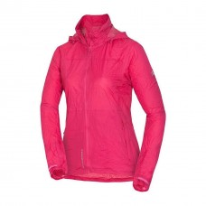 Легка жіноча вітрівка 10K NORTHFINDER BU-4268OR Pink