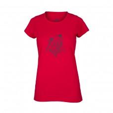 Жіноча футболка Northfinder Milan TR-4537OR Red
