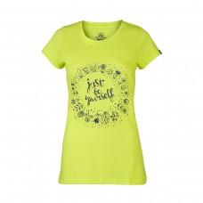 Жіноча футболка Northfinder Kyndal TR-4538OR Green