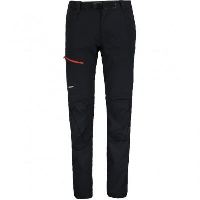 Чоловічі брюки для трекінгу  Northfinder NO-31011OR blackred