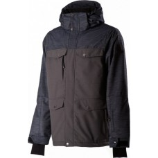 Чоловіча сноубордична куртка 10K Rehall Norris Castle Rock Melange