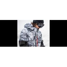 Чоловіча сноубордична куртка 20K PICTURE Stone Lofoten