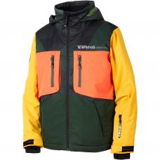 Дитяча лижна куртка 10К REHALL Halox-Jr Gold