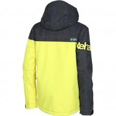 Дитяча лижна куртка 10К REHALL Raid-Jr Denim Blue
