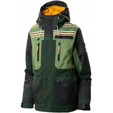 Дитяча лижна куртка 10К REHALL Hampton-Jr Inka Moss