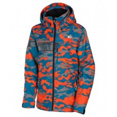 Дитяча лижна куртка 10К REHALL Raid-Jr Camo Legion