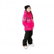 Дитяча лижна куртка 10К REHALL Ceryl-Jr Beetroot