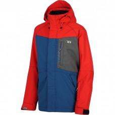 Дитяча лижна куртка 10К REHALL Fayke-Jr Flame Red