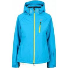 Жіноча лижна куртка 5К 4F T4Z14-KUDN007 Turkus