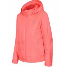 Жіноча лижна куртка 5К 4F T4Z16-KUDN003 Coral