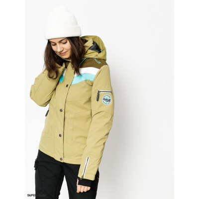 Жіноча лижна куртка 10K Rehall Fray Cedar