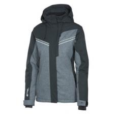 Жіноча лижна куртка 10K Rehall Curve Black Melange