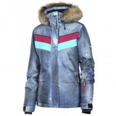 Жіноча лижна куртка 10K Rehall Kara Used Denim