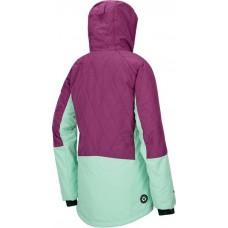 Жіноча сноубордична куртка 10K PICTURE Mineral Raspberry