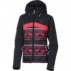 Жіноча лижна куртка 10K Rehall Spear Raindeer Graphite Coral