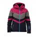 Жіноча лижна куртка 10K Rehall Dorris Pink