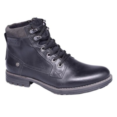 Чоловічі ботинки Pegada 180782-01 шкіряні