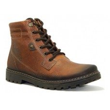 Чоловічі ботинки Pegada 181091-10 шкіряні коричневі