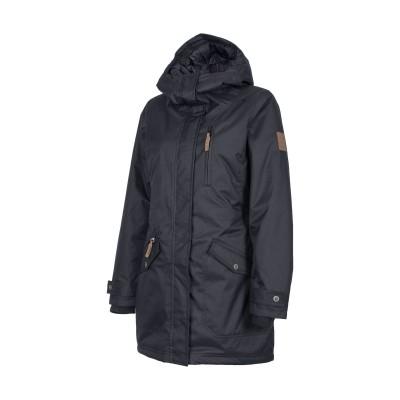 Жіноча зимова парка Alpine Crown AC-160212-02 чорна