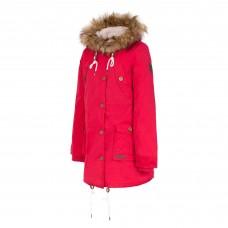 Жіноча зимова парка Alpine Crown AC-170213-004 червона
