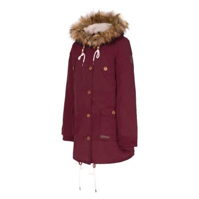 Жіноча зимова парка Alpine Crown AC-170213-001 бордова