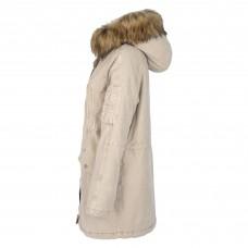 Жіноча зимова парка Alpine Crown AC-180547-001 пісочний