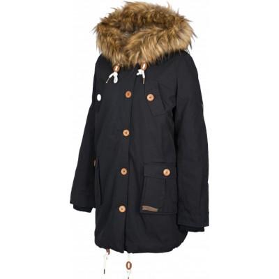 Жіноча зимова парка Alpine Crown AC-170213-003 чорна
