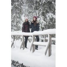 Жіноча зимова аляска Alpine Crown AC-180548-001 бордова