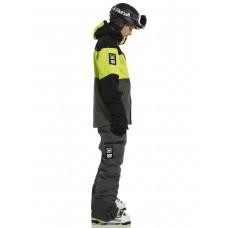 Чоловіча лижна куртка 10K Rehall Drift Lime