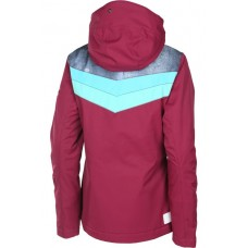Дитяча лижна куртка 10К REHALL Fray-Jr Beet red