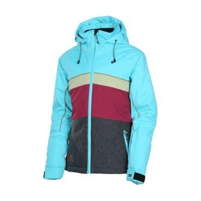 Дитяча лижна куртка 10К REHALL Spear-Jr Blue Curacao