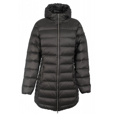 Жіноче легке пальто на пуху Alpine Crown Terra Black
