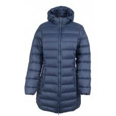Жіноче легке пальто на пуху Alpine Crown Terra Navy