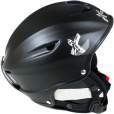 Чоловічий гірськолижний шолом X-ROAD Black
