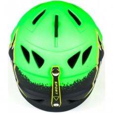 Чоловічий гірськолижний шолом X-ROAD Green
