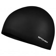 Капелюшок для плавання SPOKEY SUMMER CAP 85344 чорний